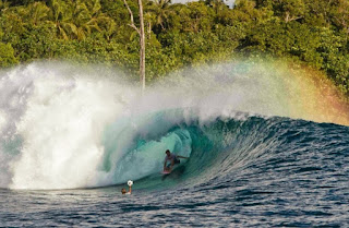 The Most Exotic Surf Sport In Indonesia