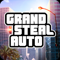 GTA Benzeri Oyun GSA - Grand Steal Auto - Android
