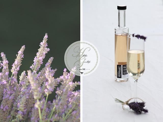 Lavender Syurp