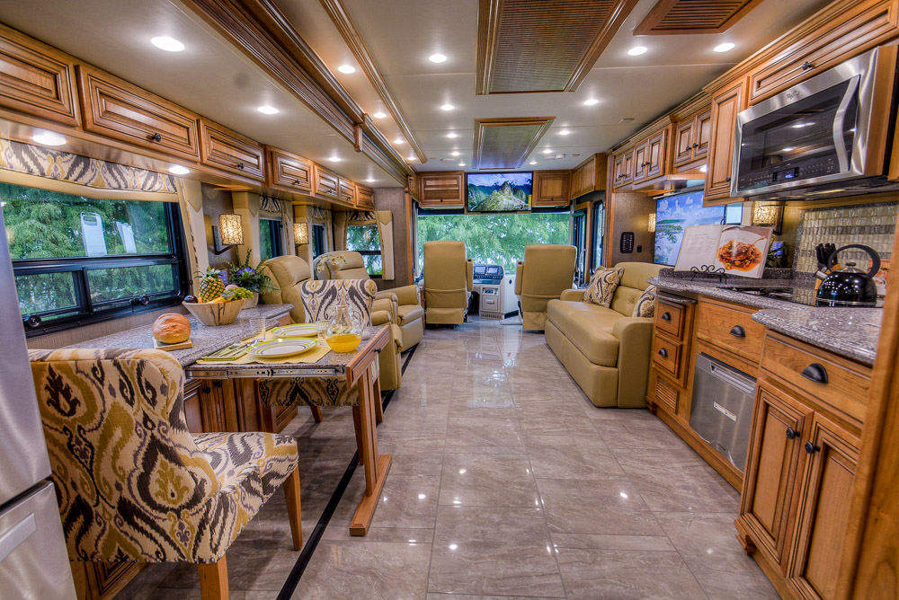Rv life in the slow lane interior features of the 2016 - Independence rv winter garden florida ...