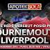 Prediksi Pertandingan - Bournemouth vs Liverpool 4 Desember 2016 Liga Premier Inggris