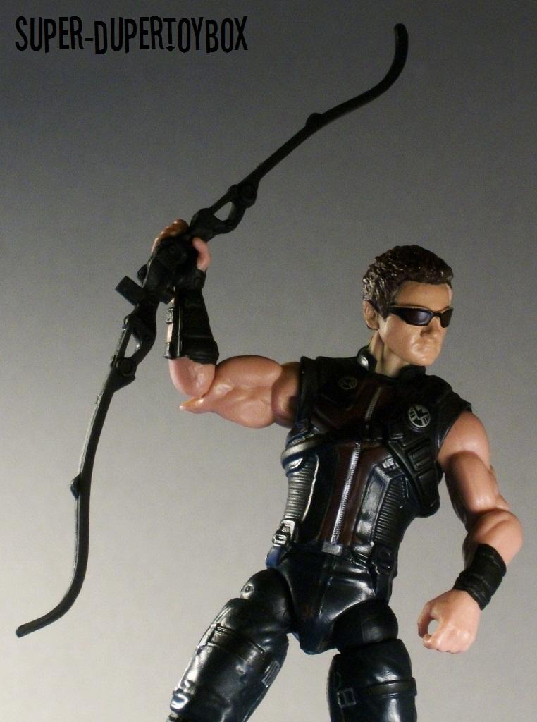 Super-DuperToyBox: Hasbro Avengers Black Widow & Hawkeye
