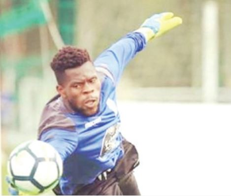 Nigerian keeper makes La Liga history (DETAILS)