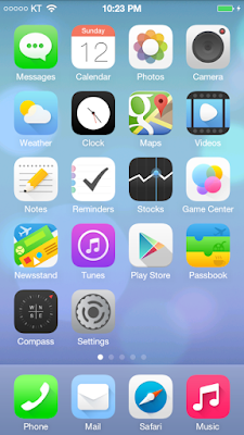 Aplikasi iLauncher Versi Terbaru untuk Android