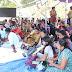 மட்டக்களப்பு மாவட்ட வேலையற்ற பட்டதாரிகளின்  சத்தியாக்கிரக போராட்டம் இரண்டாவது  நாளாகவும்  தொடர்கின்றது