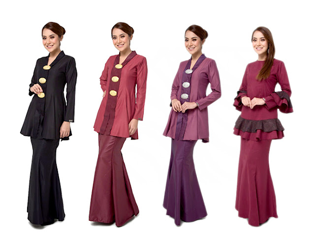 Koleksi Kebaya Queen Cigaro Apparel