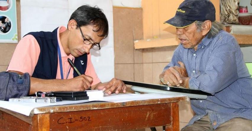 RENIEC anuncia que abrirá agencia en la provincia de Yungay - Áncash - www.reniec.gob.pe
