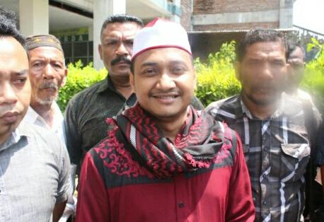 Senator Asal Aceh Fachrul Razi Tetap Memperjuangkan Tanah Wakaf Baitul Al Asyi