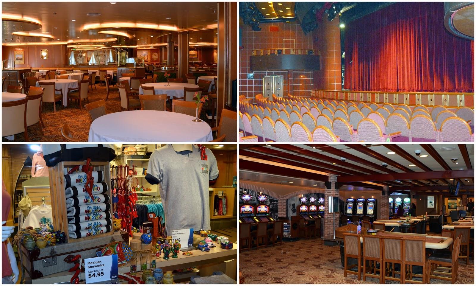 Mille Fiori Favoriti Ruby Princess Cruise Ship