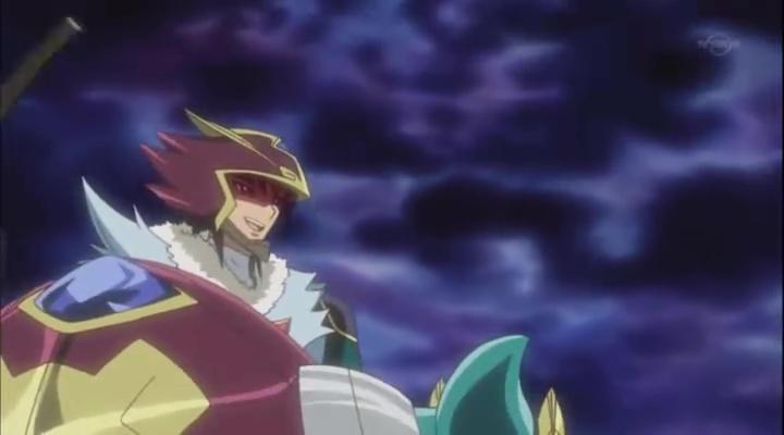 Ver Yu-Gi-Oh! 5Ds El World Riding Duel Grand Prix - Capítulo 126