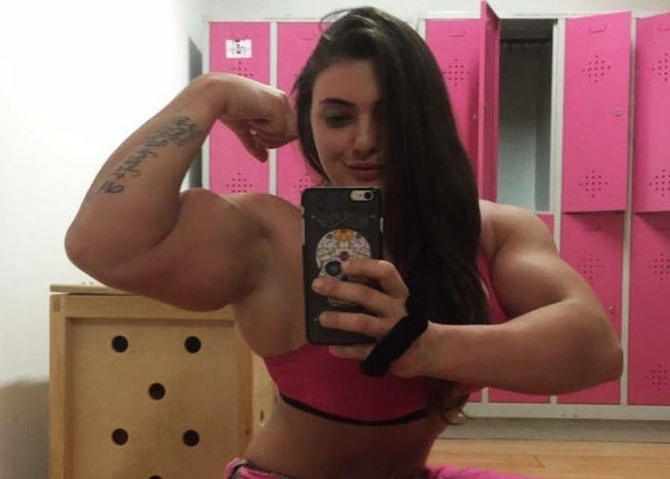 Female Muscle Growth 101 (Part 6)