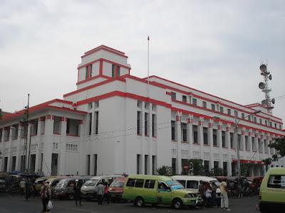 Gedung Internatio di Surabaya