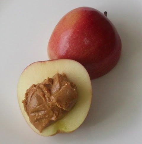 healthy snack, smart snack, snack, an apple with peanut butter, an apple and peanut butter, apple with peanut butter, apple and peanut butter, an apple, apple, peanut butter, 100 Happy Days Challenge, Another Random Thought of a Procrastinator, Random Thought, Another Random Thought, Random Thoughts, Another Random Thoughts, Procrastinator
