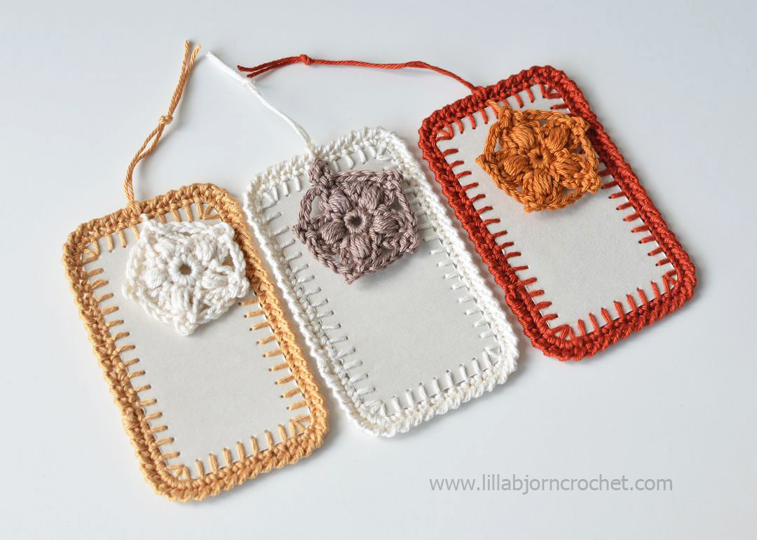Christmas Gift Tag and Star Ornament - free pattern ...