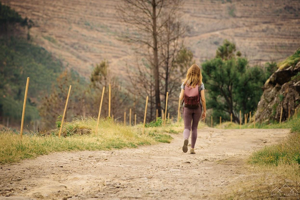 A caminhar