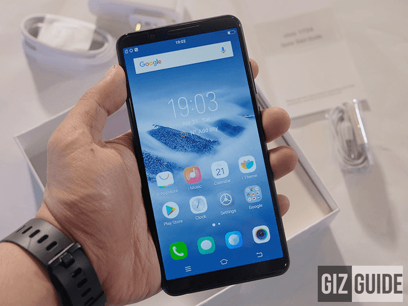 Vivo Y71 now available nationwide!
