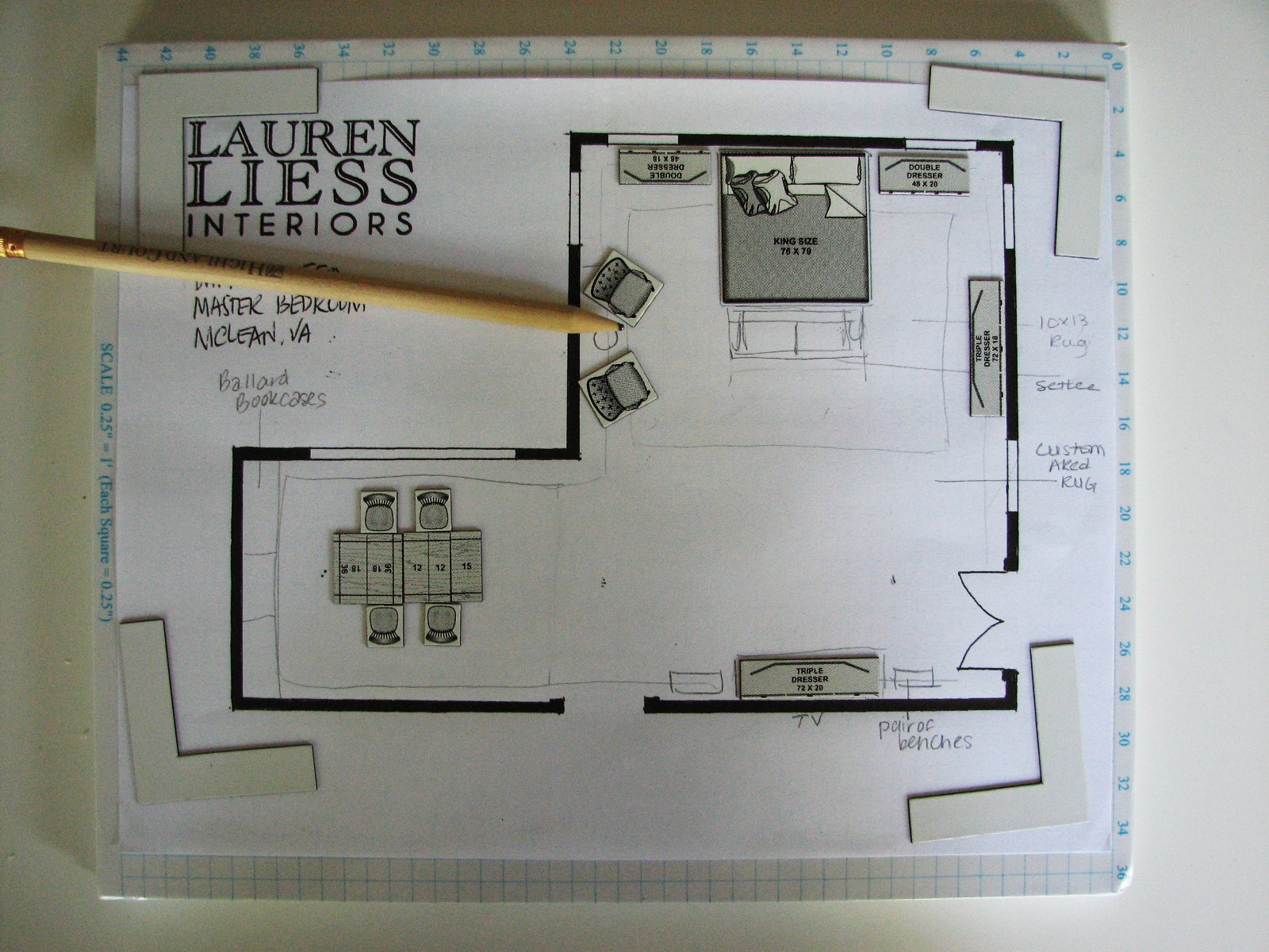 Pure style home how we do floor plans for Blueprint sizes