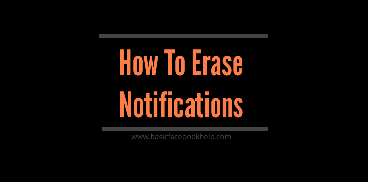 How To Clear Notifications