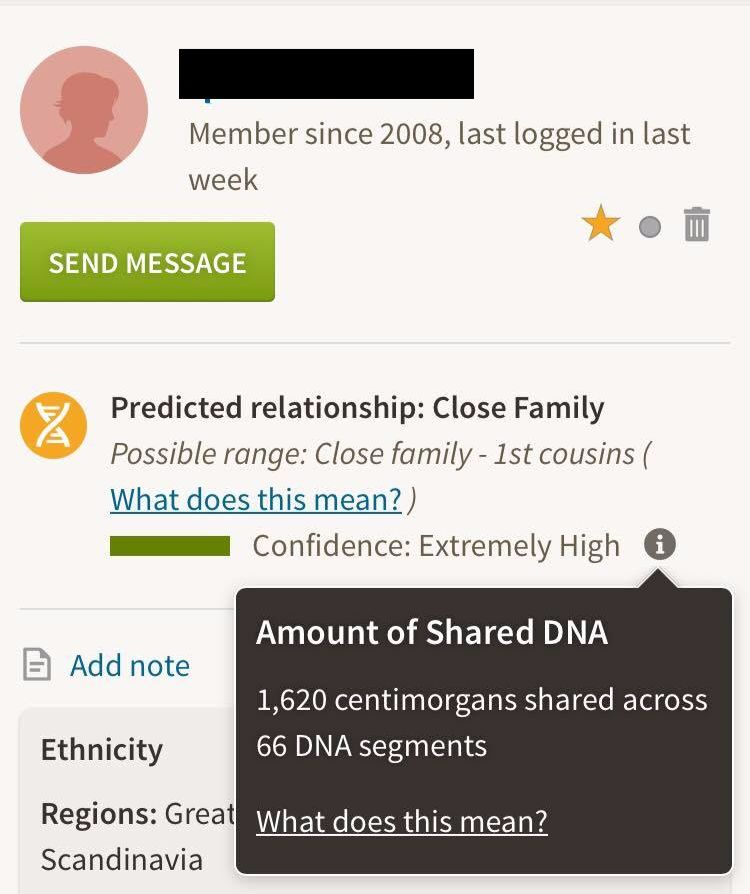 Your Genetic Genealogist: Discrepancies with Amount of Shared DNA