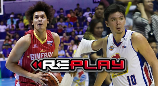 Video Playlist: Ginebra vs Magnolia Game 2 replay 2018 PBA Governors' Cup