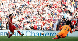 Liverpool 4 - 0 Arsenal highlights and goals Premier League 27/08/2017