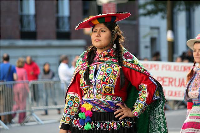 Imagenes la cultura folclorica de los pueblos en América del Sur