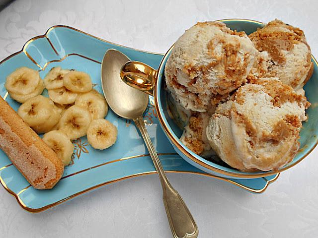 gelado banoffee