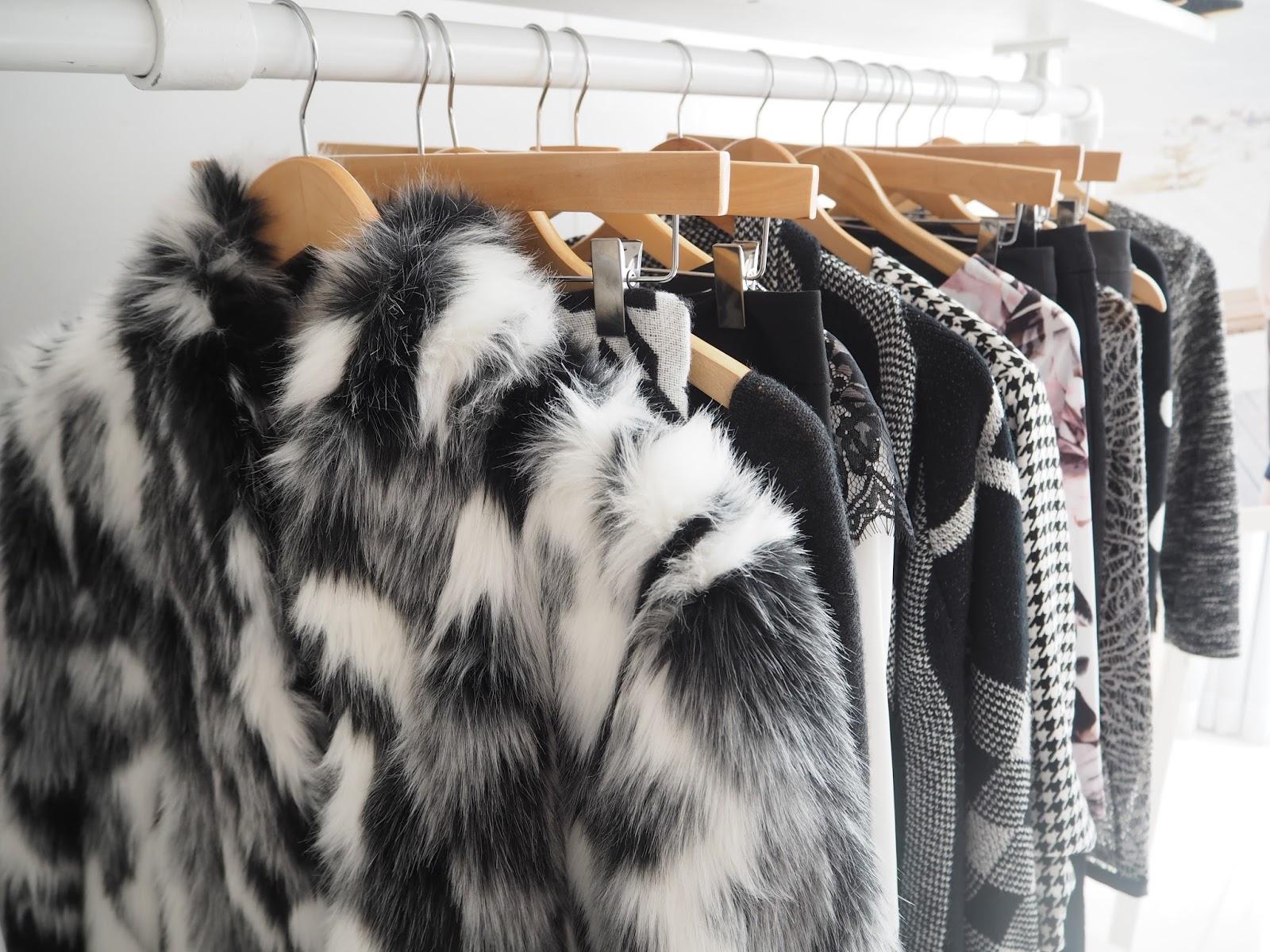 What-Lizzy-Loves-Kaleidoscope-AW17-Press-Day-Black-White-Faux-Fur-Jacket