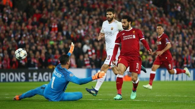 Prediksi AS Roma vs Liverpool 3 Mei Liga Champions