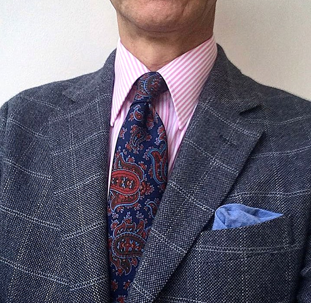 Grey Fox: Savile Row Company Made to Measure Shirts