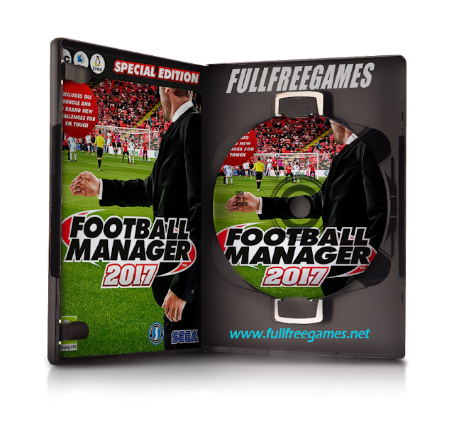 Football Manager 2017  Special Edition Free Download