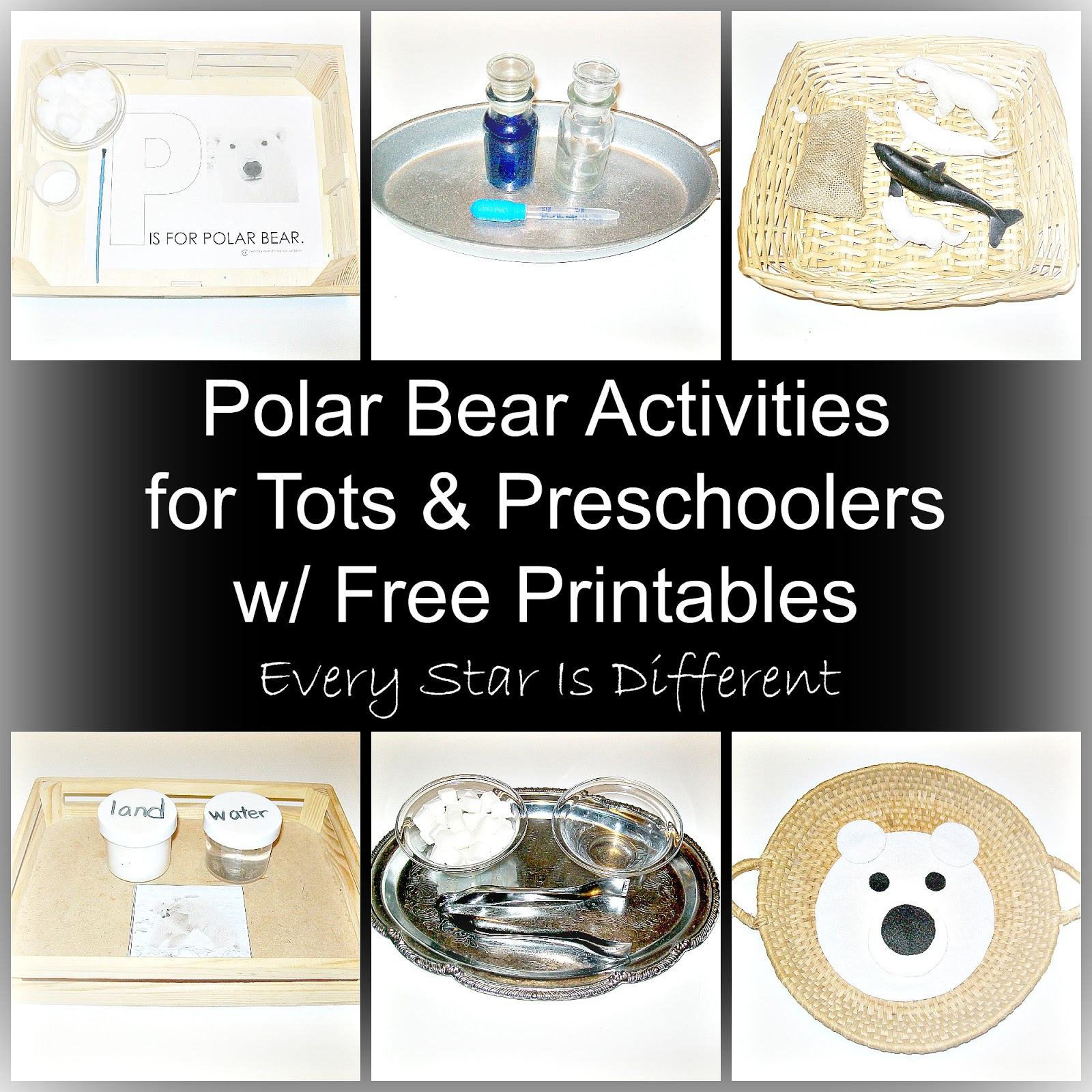 Animals Of Africa Activities For Tots Amp Preschoolers W