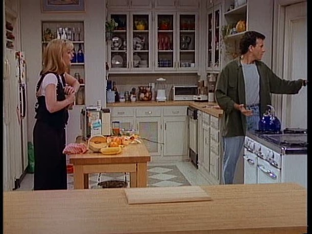 80 S 90 S Central 20 Notable Sitcom Kitchen S