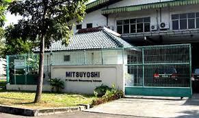 Lowongan kerja Purwakarata Via Email PT.Mitsuyoshi Manufacturing Indonesia