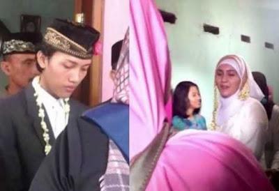 Inilah Pria Asal Indonesia yang Menikah dengan Wanita Bule