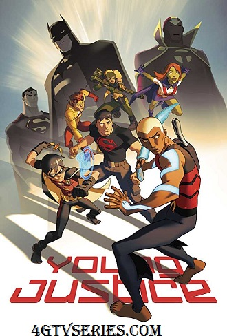 Young Justice Season 1 Complete Download 480p