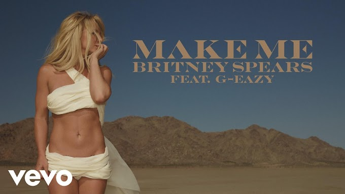 Britney Spears Feat. G-Eazy - Make Me (PeteDown Transition Remixes)