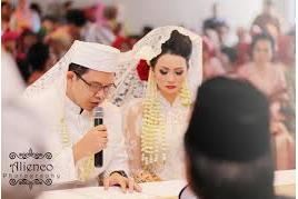 Contoh Akad Nikah (Ijab Qabul) Bahasa Indonesia dan Arab.