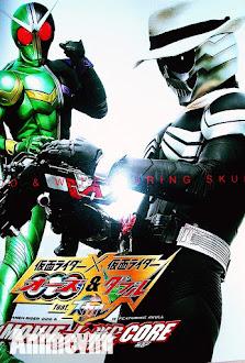 Kamen Rider W - Siêu Nhân Kamen Rider W (Double) 2013 Poster