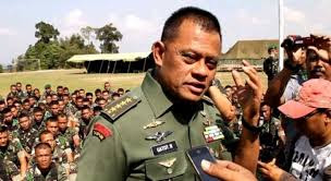 *Paparan Panglima TNI di ILC TvOne*  Ada sesuatu yang mungkin kita tidak menyadarinya