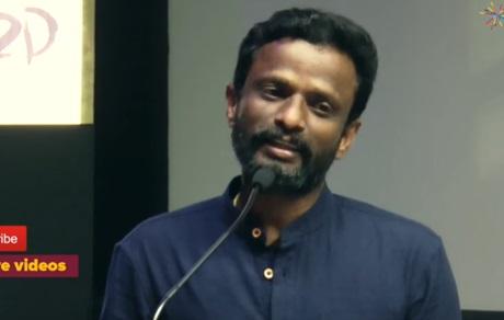 Director Pandiraj Emotional Speech In Kadagu Audio Launch