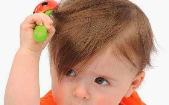 cara menebalkan rambut bayi
