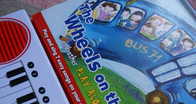 The Wheels on the Bus and Other Play-Along Songs