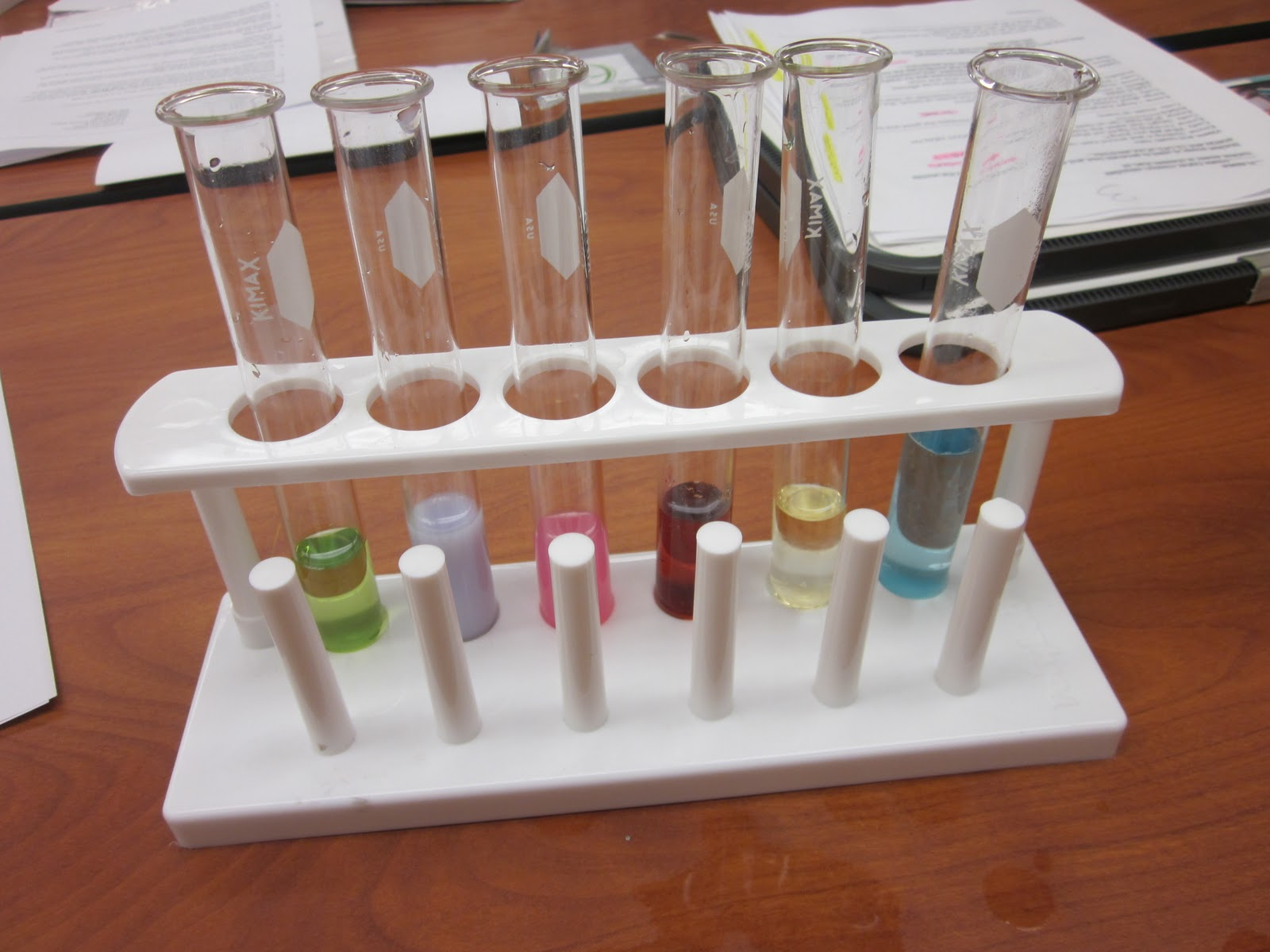 Chemistry Reflection Household Acids And Bases Lab