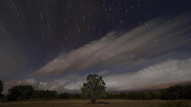 Hujan Meteor Geminid Malam Ini