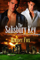 Review: The Salisbury Key by Harper Fox
