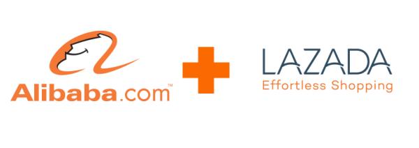 Alibaba + Lazada