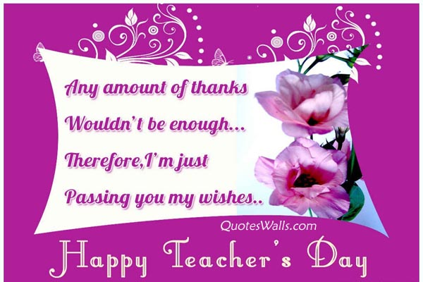 lovely teacher's day quotes whatsapp status  quotes