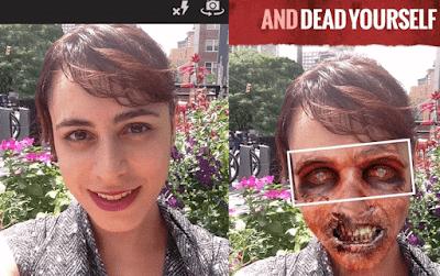 2 Aplikasi Zombie Camera Android Terkeren 2016