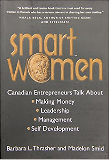 https://www.amazon.com/Smart-women-entrepreneurs-leadership-development/dp/0771575734/ref=la_B01A7PVJO8_1_10?s=books&ie=UTF8&qid=1528604246&sr=1-10